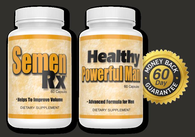 Semen RX & Healthy Power Man